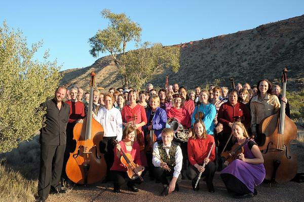 Red Desert Tour 2011