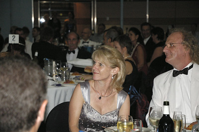 Martin Jarvis and Erna Jarvis, DSO's 20 Year Celebration