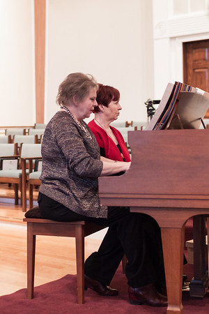 Allegretto Piano Studio - Winter Recital 2014