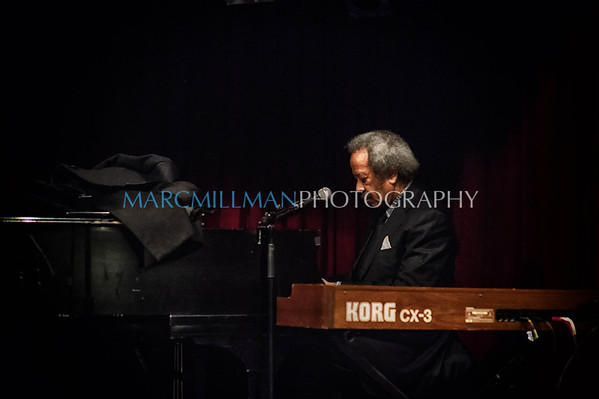 Allen Toussaint- APAP Showcase @ BB King's (Fri 1/10/14)