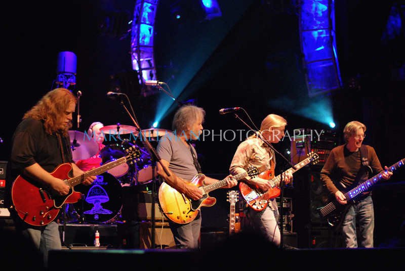 Franklin's Tower<br /> <br /> Allman Brothers Band @ Beacon Theatre (Sat 3/28/09)