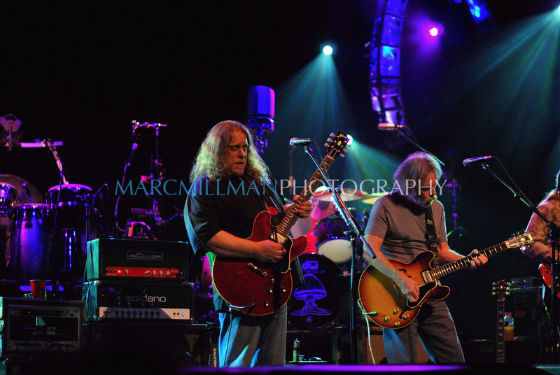 Warren & Bobby<br /> <br /> Allman Brothers Band @ Beacon Theatre (Sat 3/28/09)