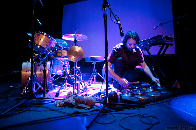 The Alone Together Tour - An Evening of Solo Works<br /> w/ Billy Martin (Medeski Martin & Wood) , Sarah Neufeld (Arcade Fire, Bell Orchestre) and Gregory Rogove (Devendra Banhart, Priestbird)