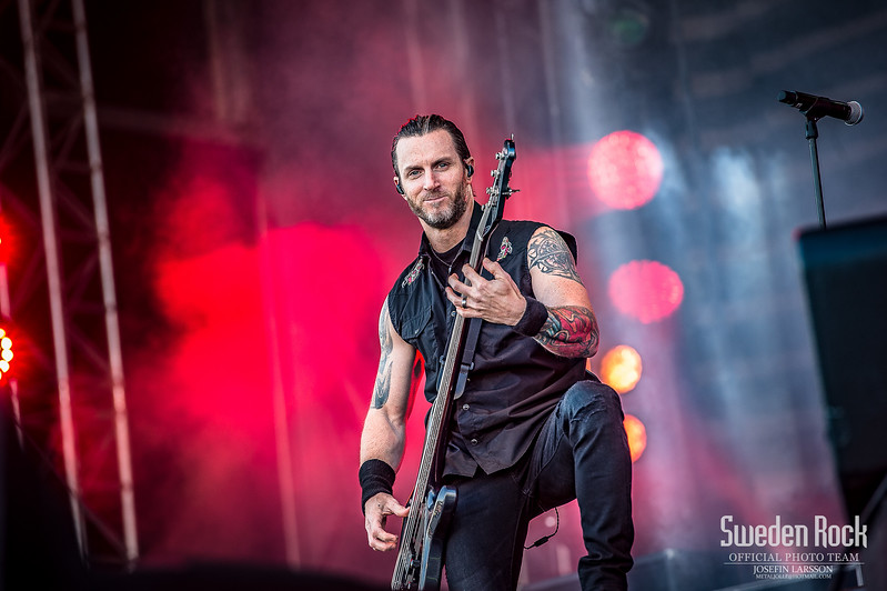 Alter Bridge - Sweden Rock 2017