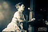 Amanda Palmer : Amanda Palmer peforming at Adelaide Fringe 2011 in the Spiegeltent. Very talented and down to earth