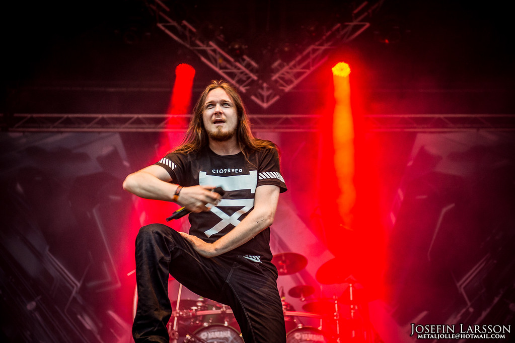Amaranthe - Sweden Rock Festival 2016