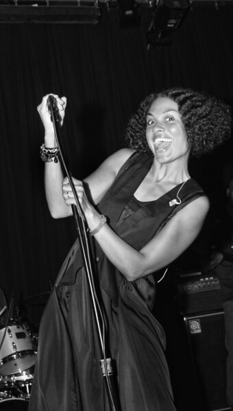 Amel Larrieux Live @ Club SugarHill Atlanta, GA