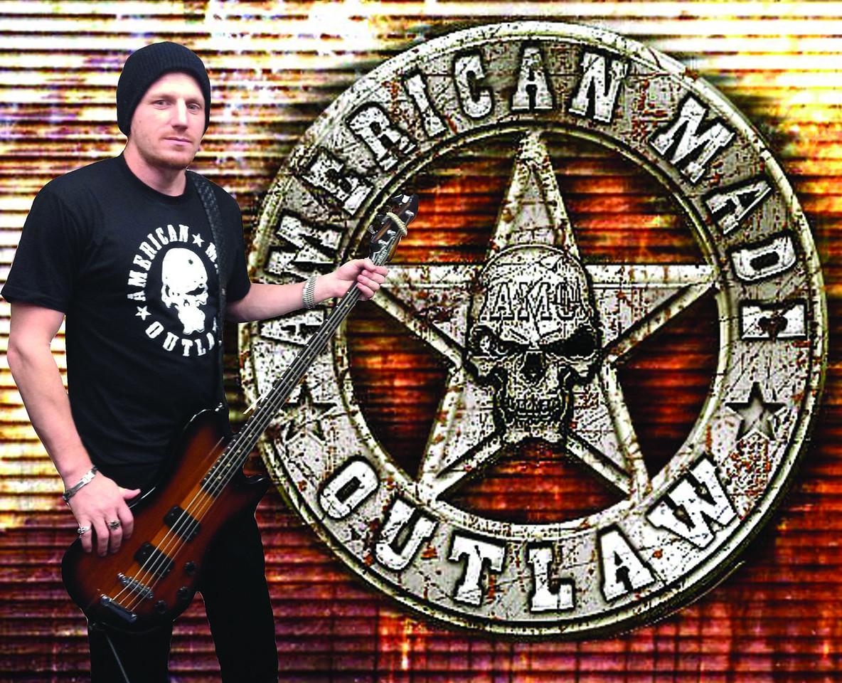 American Made Outlaw Logo  www.americanmadeoutlaw.com  www.american-made-outlaw.tumblr.com   Allison De Lucca   Jessie Jane   Porn Star