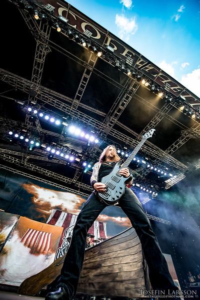 Amon Amarth - Copenhell 2013