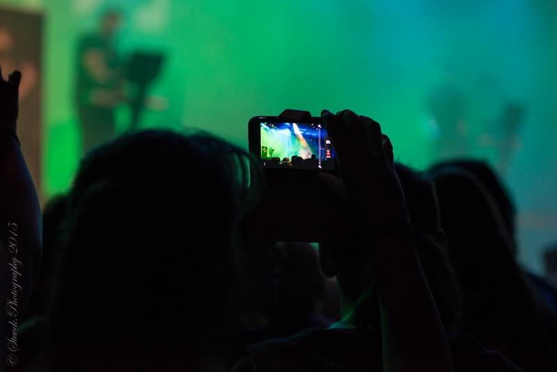 Modern gig viewing