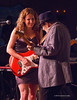 ana popovic, bull run restaurant, ronnie earl