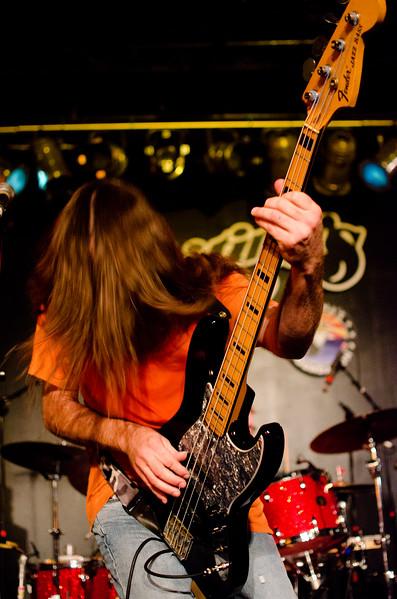 Anders Osborne NOLA Jam - Jazz Fest After Show Tipitina's FQ 4/29/11
