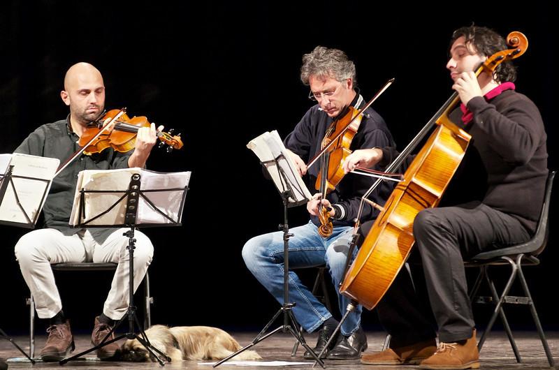 Simone Gramaglia, Luca Ranieri, Giovanni Scaglione