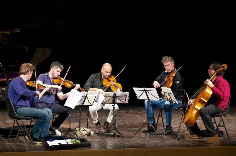 Quartetto di Cremona, Luca Ranieri
