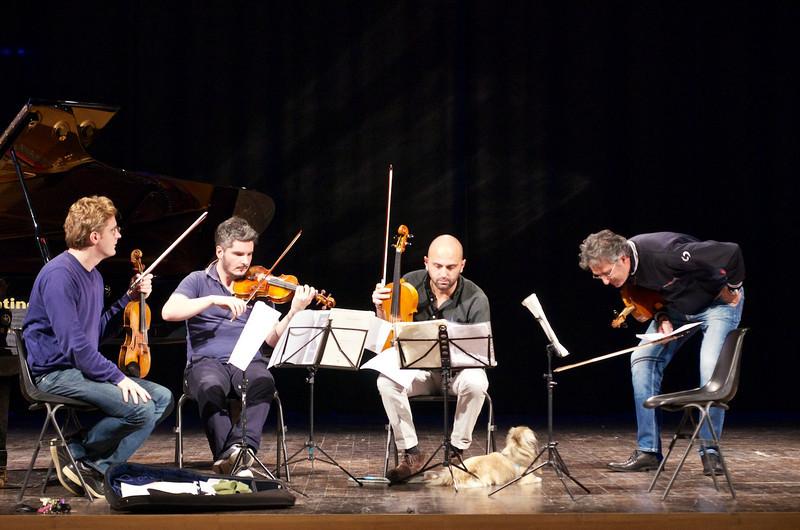 Cristiano Gualco, Paolo Andreoli, Simone Gramaglia, Luca Ranieri