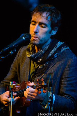 "Andrew Bird performs on October 9, 2012 in support of ""Break It Yourself"" at Straz Performing Arts Center in Tampa, Florida"