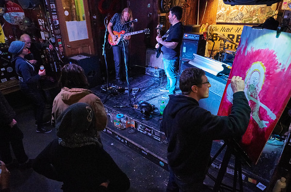 Andy Coe Band! 2018-01-29