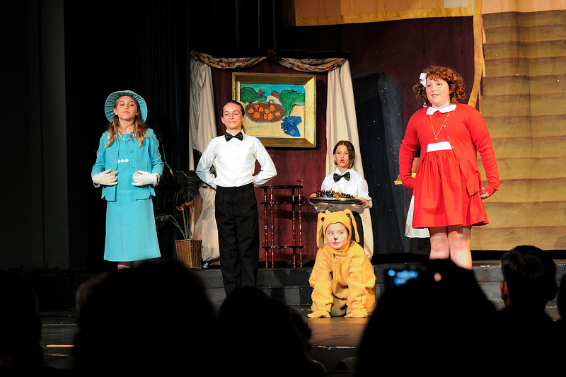 Lexie in Annie, Hope Musical Theatre