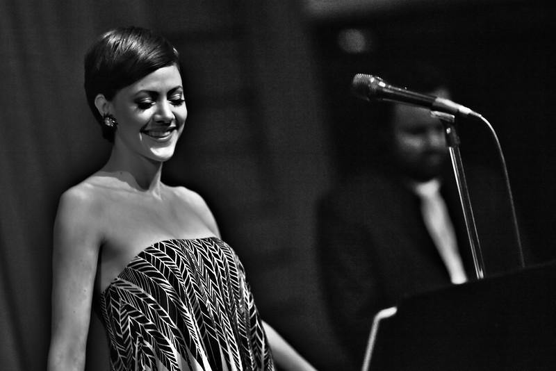 Annie Trousseau (Ana Maria Lombo) @ Vibrato Jazz Grill