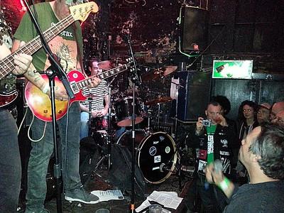 Anthrax 23.11.2014