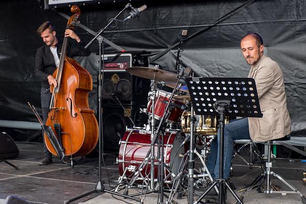 Andrea Caruso & Roberto Pistolesi @ Delft Jazz Festival