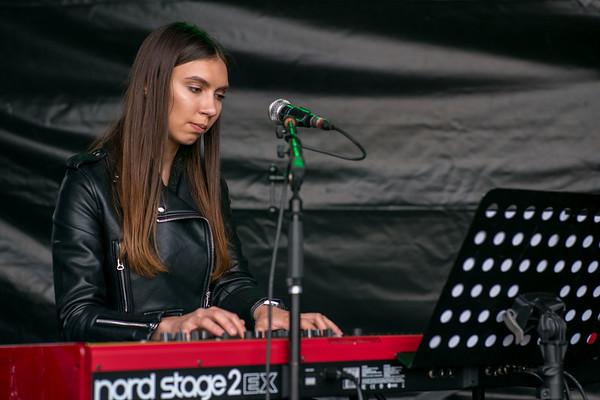 Antisia Machneva @ Delft Jazz Festival