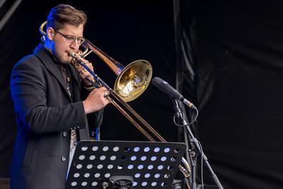 Vladislav Psaruk @ Delft Jazz Festival