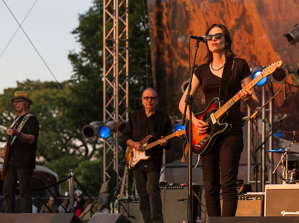 Antone's 40th Anniversary Celebration at Blues on the Green with Jimmie Vaughan and Antone's All Star Revue/House Band