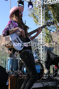 Fairy Bones at Apache Lake Music Festival in Ocober 2019