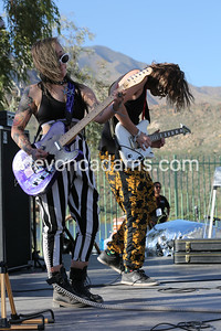 Fairy Bones at Apache Lake Music Festival in Ocober 2019