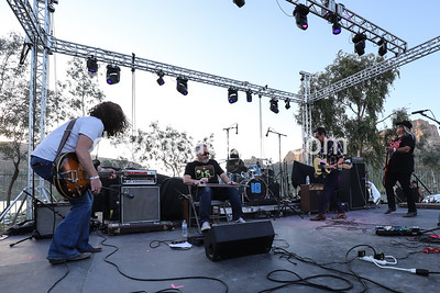 Joe Pena at Apache Lake Music Festival in October 2019