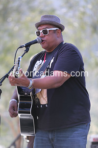 Shawn Johnson at Apache Lake Music Festival in October 2019.