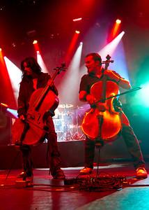 9/9/2010 In Regency Ballroom, San Francisco. Tour with DIR EN GREY and Evaline