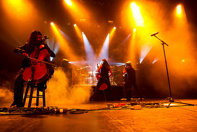 9/9/2010 In Regency Ballroom, San Francisco. Tour with DIR EN GREY and Evaline