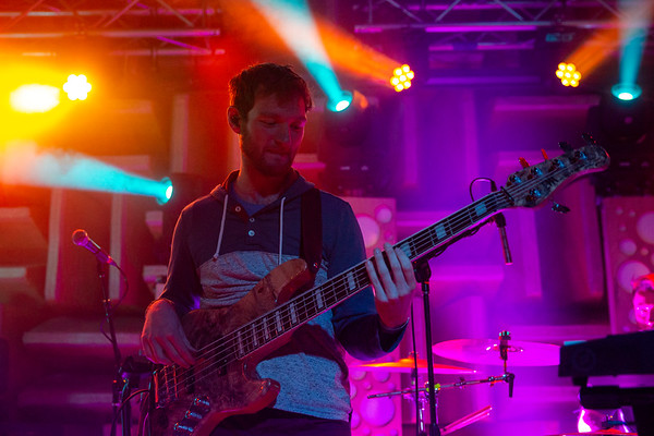Aqueous at the Hi-Fi Indy in Fountain Square on November14, 2019. Photo by Tony Vasquez.