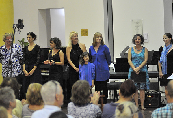 Women in Chamber Music 2015