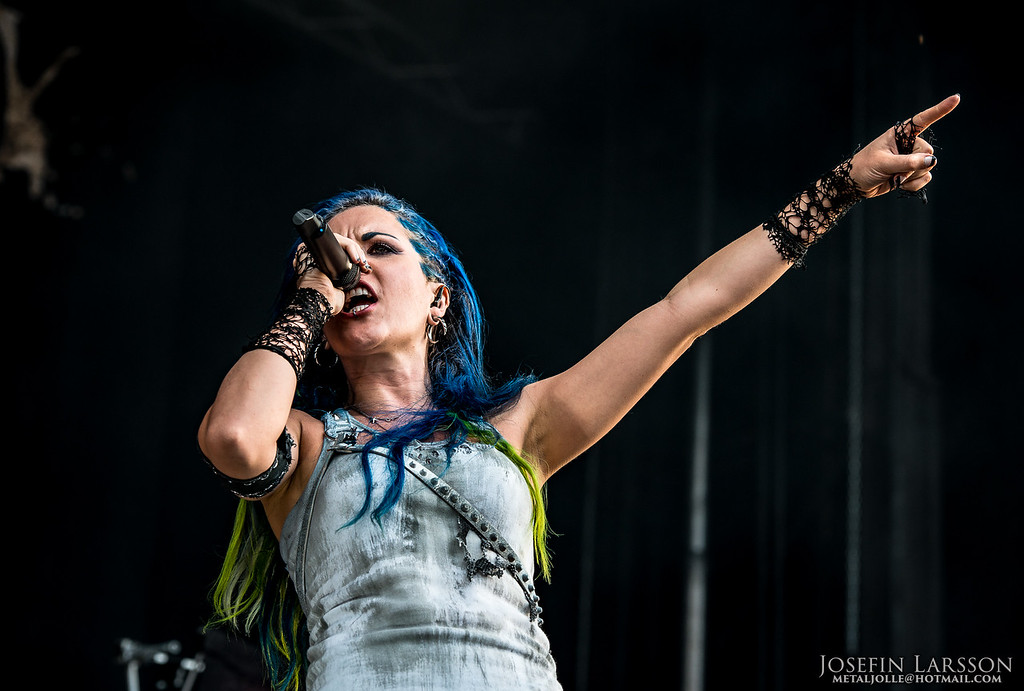 Arch Enemy - Copenhell 2014