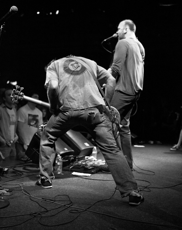 Archers of Loaf @ The Great American music Hall 9/2/11