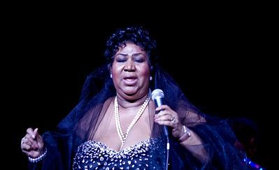 Aretha Franklin Radio City March 22 2008