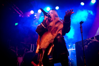 Arkona DNA Lounge, San Francisco, 12/6/2011
