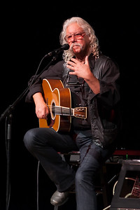 Arlo Guthrie, GV Vet's Hall, Center for the Arts-9
