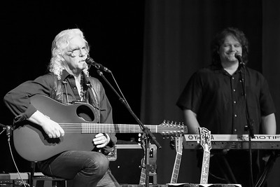 Arlo Guthrie, GV Vet's Hall, Center for the Arts-25
