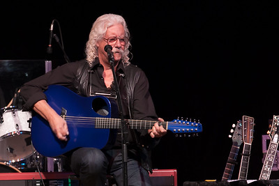 Arlo Guthrie, GV Vet's Hall, Center for the Arts-17