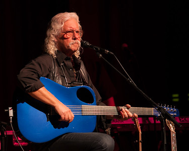 Arlo Guthrie, GV Vet's Hall, Center for the Arts-15