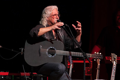 Arlo Guthrie, GV Vet's Hall, Center for the Arts-12