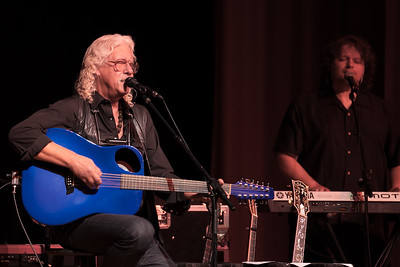 Arlo Guthrie, GV Vet's Hall, Center for the Arts-16