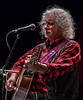 Arlo Guthrie : Arlo performing at Symphony Space in NYC and at the Clearwater Festival.