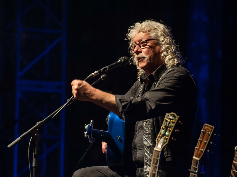 Arlo Guthrie, Alice's Restaurant 50 th Anniversary Tour