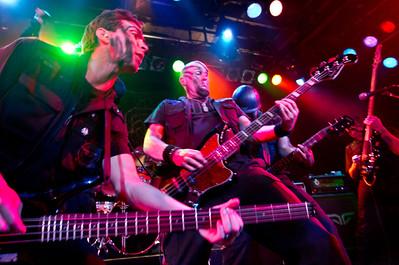 1/8/2011 at Slim's, San Francisco
