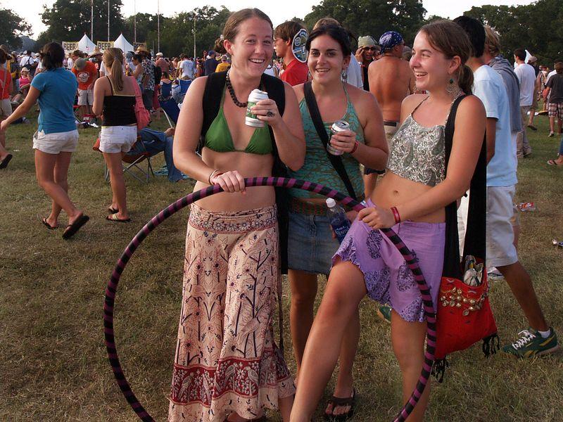 Hoola Hoop friends.